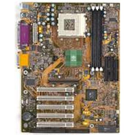 MOTHERBOARD AMD Skt A FIC KT133 4X 200 SOM - FAZ11