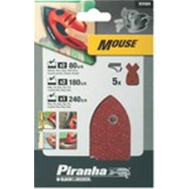 Lixa B&D Mouse Sortida x31024 ***** - B&D-LIXA01