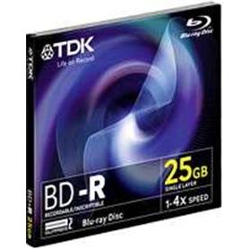 MG BLU-RAY DISC BD-R 25GB BD-R25JC4EBS #### - TDK-BD01