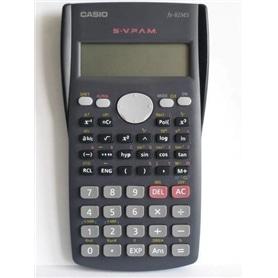 CALCULADORA CASIO FX-82 MS - 4971850137931