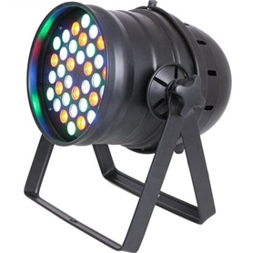 PROJECTOR PRO PAR64 LED 3wx36 RGB Tipo  Pt LP64LED-PRO3 - PRO-PROJ05