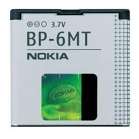 BAT TLM NOKIA(O) BP-6MT NOKIA E51 / N81 8GB ### - BP6MT