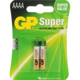 Pilha Alkalina AAAA GP PK2 - PIL-AAAA01