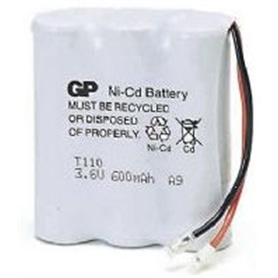 Pilha GP Ni-Cd GP 60AAS3BMU - 4891199004896