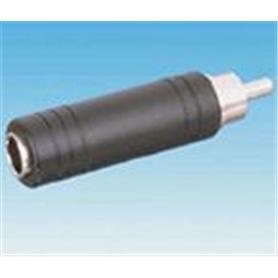 Adaptador RCA Macho - 6,3mm Femea Mono - 44030317
