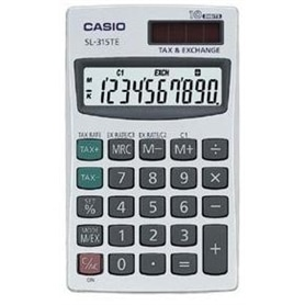 CALCULADORA CASIO SL-315TE-W - 1411.0802