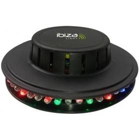 SPECIAL FX IBIZA 15-1366 LED UFO BL PRETO - 15-1365