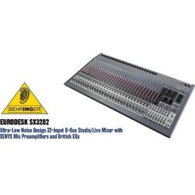 MESA PRO 32 VIAS BEHRINGER EURODESK SX3282 - PRO-MESA04