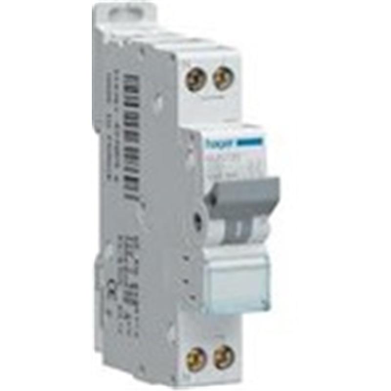 e8b4cf83d72 Disjuntor 1x16Amp Bipolar 6kA MJN716     - MATERIAL ELECTRICO CIRCUITO  ELECTRICO QUADROS E DISJUNTORES