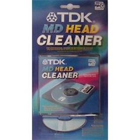 Kit Limpeza MiniDisk MD Head Cleaner - 4902030156015