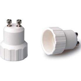 Suporte Lâmpada Adaptador E14 -> GU10 - ME-SUPORTE04