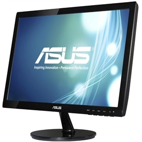 "MONITOR TFT 19"" ASUS VS197DE LED - INF-TFT1801"