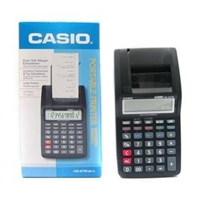 CALCULADORA COM ROLO CASIO HR-8 TEC - 1402.0601