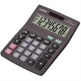 CALCULADORA SECRETARIA CASIO MS-8B - 1403.2801