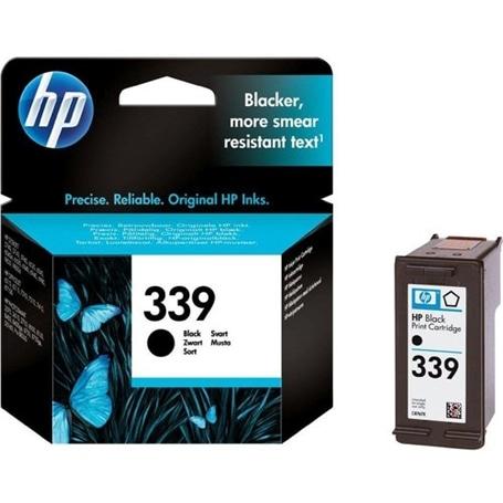TINTEIRO HP 339 BLACK C8767EE 21ml - HP-TINT08