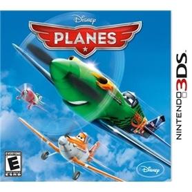 JG 3DS PLANES - 045496523886