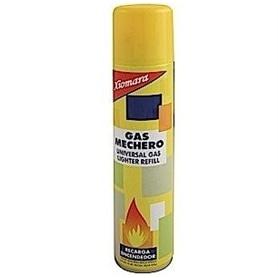 Spray: Gás para Isqueiros 300ml - SPRAY-GAS01