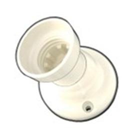 Suporte Lâmpada E27 Base Curva - 142050
