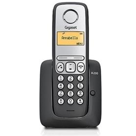TELEFONE SEM FIO SIEMENS GIGASET A230 - 1509.0903