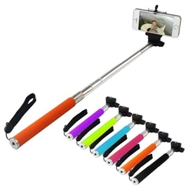 SELFIE STICK BLUETOOTH COM DISPARO NO CABO VERDE - 1505.0803