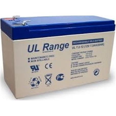 Bateria Chumbo Selada 12v 12A BP 12-12 - BATERIA05