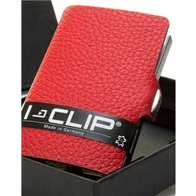 Carteira para Cartoes i-Clip Flux Design Vermelho - 1603.2804