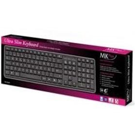 TECLADO PC USB MKPLUS TG8116PRO ULTRA SLIM PROFESSIONAL - 1604.0506