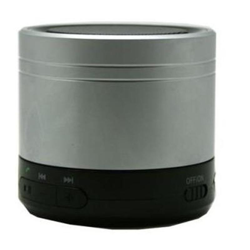 COL MINI AMPLIFICADA BLUETOOTH NEW MOBILE NM-4001 SILVER - 1511.2516