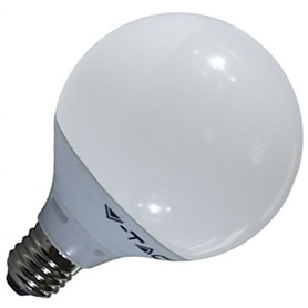 Lâmpada E27 Globo G120 LED 13w Branco Frio - LP-GLOBE07