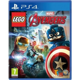 JG PS4 LEGO MARVEL AVENGERS - 1601.2209