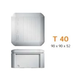 Caixa Derivacao Estanque OBO T40 90x90 IP55 - ME-CXEST01