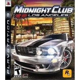 JG PS3 MIDNIGHT CLUB 4 - LOS ANGELES - TAKE2-PS3006