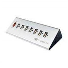 HUB USB 2.0 8 PORTAS LOGILINK UA0225 - 1604.0508