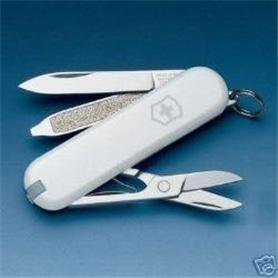 Canivete Victorinox Classic Branco 0.6223.7 - 7611160000835
