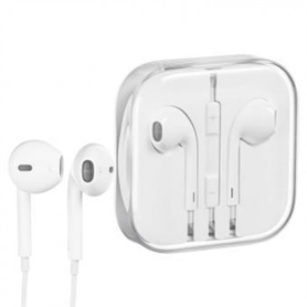 KIT AURIC EARPODS IPHONE MD827 ORIGINAL - 1302.0218