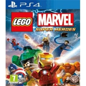 JG PS4 LEGO: MARVEL SUPER HEROES - 1502.2703