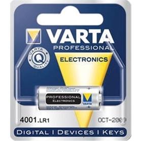 Pilha Varta Alkalina 4001 LR1 1,5v - 4008496128136