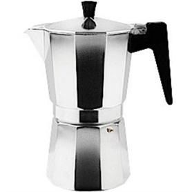 Cafeteira Aluminio 3 Tacas - LB-CAFETEIRA01