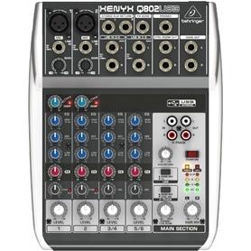 MESA PRO 08 VIAS BEHRINGER XENYX Q802USB - BEH-MESA12
