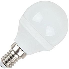 Lâmpada E14 P45 Gota LED 4w Branco Quente - LP-LEDE14008