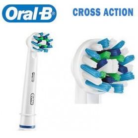 Recarga Dental Braun / Oral B Cross Action - BRA-RECDENTAL08