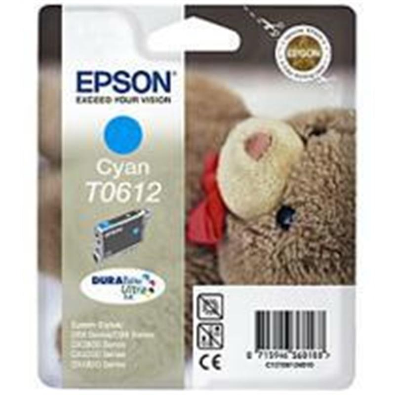 TINTEIRO EPSON T0612 CYAN COMPATIVEL - EPC-T0612