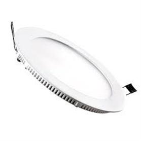 Projector Encastrar Redondo Branco LED 12w Branco Frio - 1601.2903