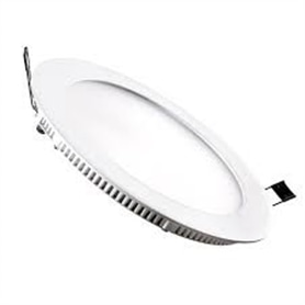 Projector Encastrar Redondo Branco LED 06w Branco Frio - 1601.2904