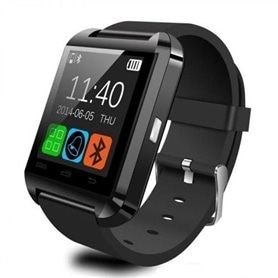 SMARTWATCH U8-PRT BLACK - 1609.0901