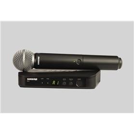 MICRO PRO S/FIO UHF SHURE SM58+BLX4 - 1609.2867