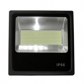 Projector Exterior LED 100w SMD Branco Frio - 1610.2854