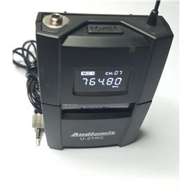 MICRO PRO S/FIO UHF LAPELA AUDIOMIX U-2TRC - 1509.1030
