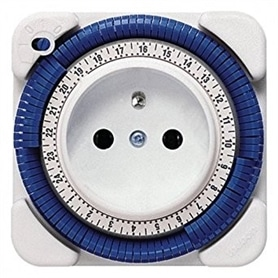 Interruptor Temporizador Tomada Horária Theben Timer 26 - 4003468020821