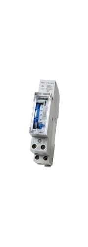 a1247b27870 Interruptor Temporizador Horário c Reserva Theben SUL 180a - MATERIAL  ELECTRICO CIRCUITO ELECTRICO QUADROS E DISJUNTORES